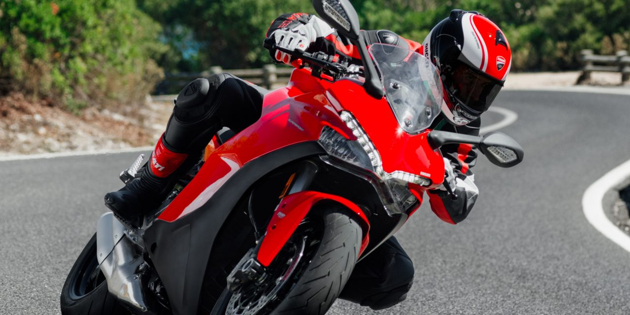 Ducati Supersport 2017: ¿Sport Turismo o Racing Turismo?