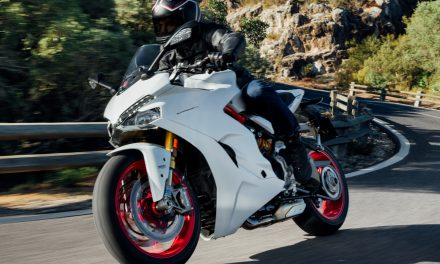 Ducati Supersport 939. Todas las fotos