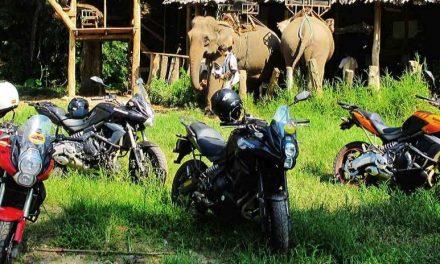 Viaja en moto por todo el mundo ¡Atrévete!