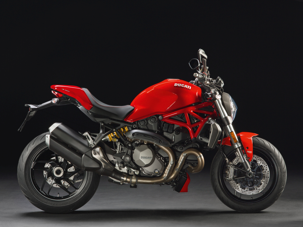 Ducati Monster 1200 2017: better, faster, Monster ...