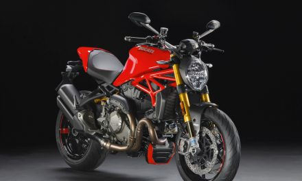 Fotos Ducati Monster 1200 2017