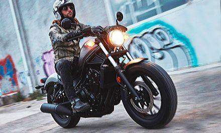 Honda Rebel, nueva versión de una custom con historia ¿Quieres conocerla??
