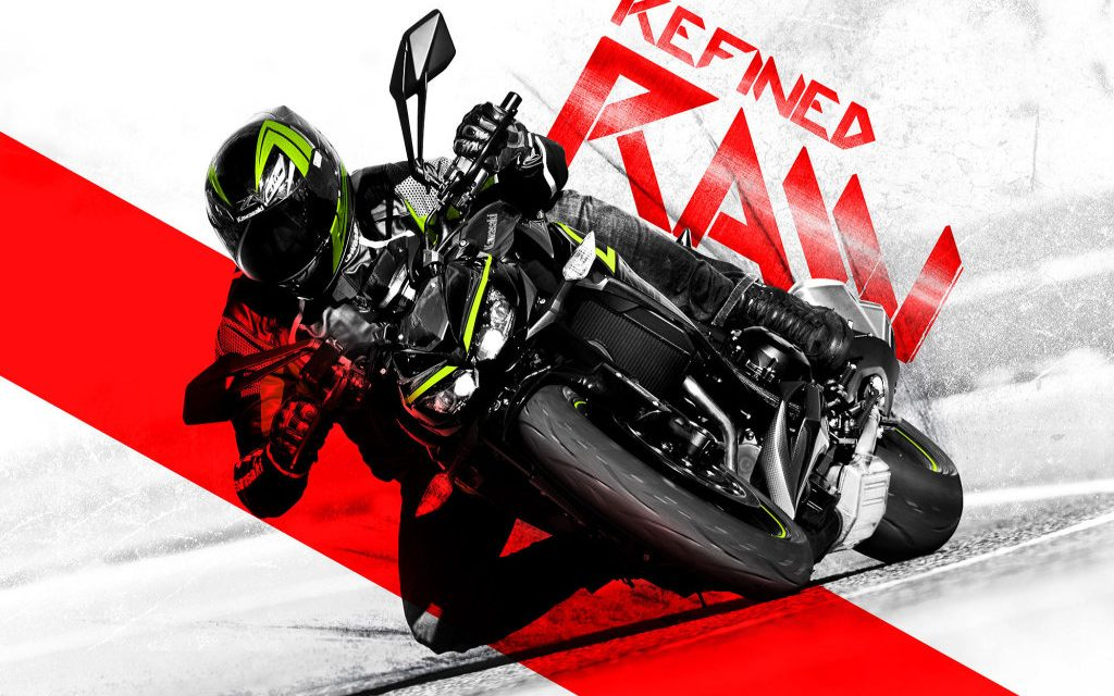 Kawasaki Z1000R Edition: la bestia, más equipada.