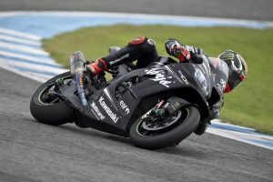 FIM Superbike World Championship, Test, Jerez, November 2016, Tom Sykes, Kawasaki