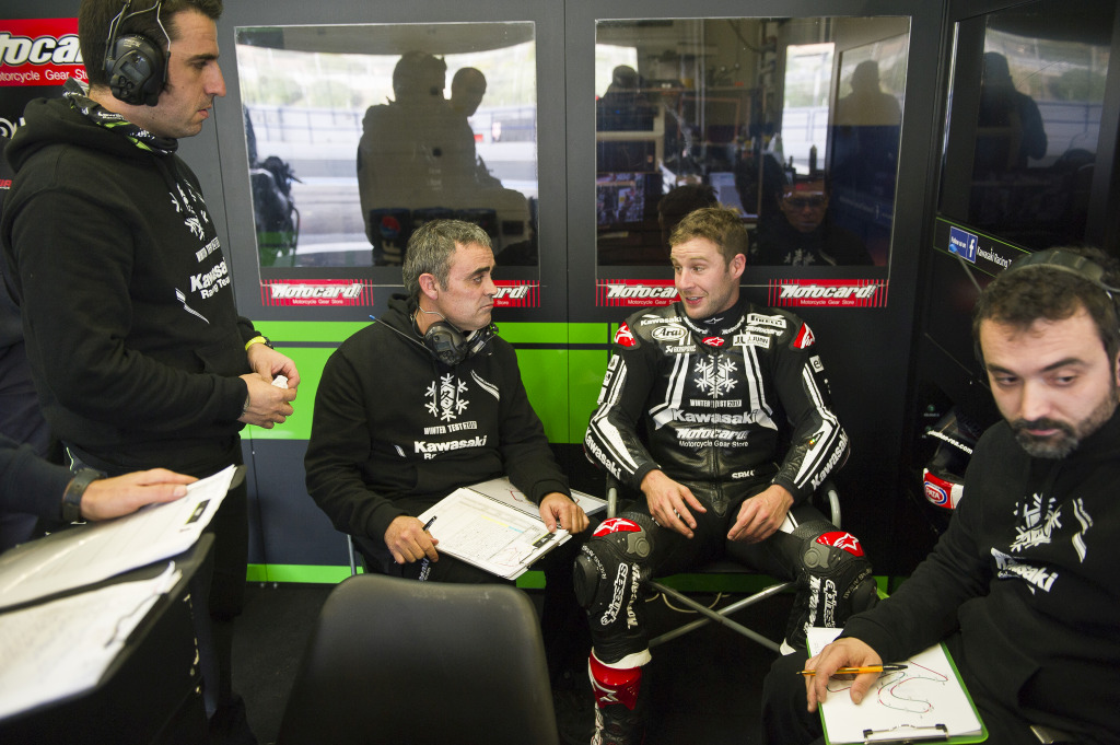 WorldSBK, Test, Jerez, November 2016