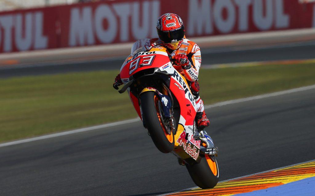 Marc Marquez GP Valencia 2016