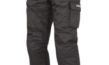MOTOS, invierno y equipación 3: Pantalones