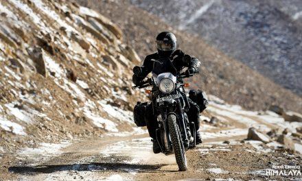Royal Enfield Himalayan: Nueva Scrambler clásica y auténtica