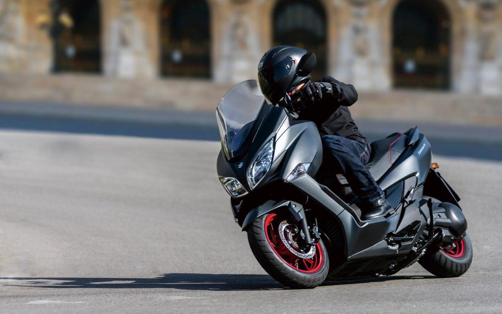 Suzuki novedades 2017: Burgman 400