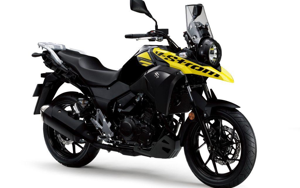 Suzuki novedades 2017: Strom 250