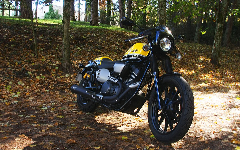 Yamaha Bolt Racer 60th aniversario