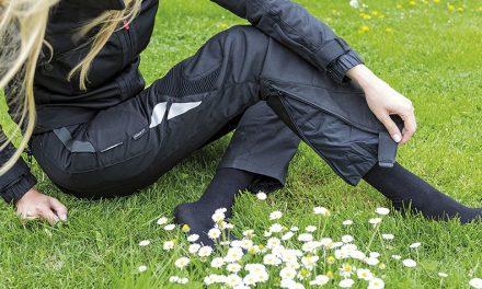 Fotos MOTOS, INVIERNO Y EQUIPACIÓN 3: Pantalones