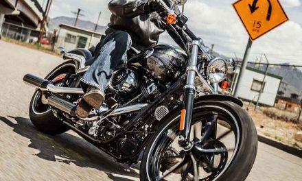 Prueba Harley Davidson Breakout (2): Fuerza animal