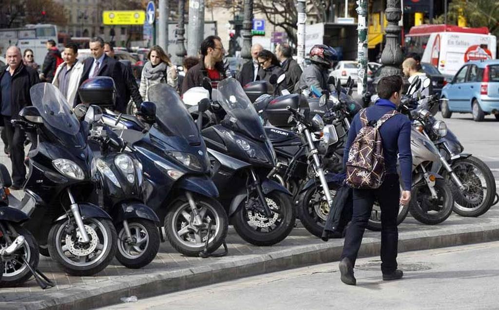 motos-multadas-madrid-navidad-2