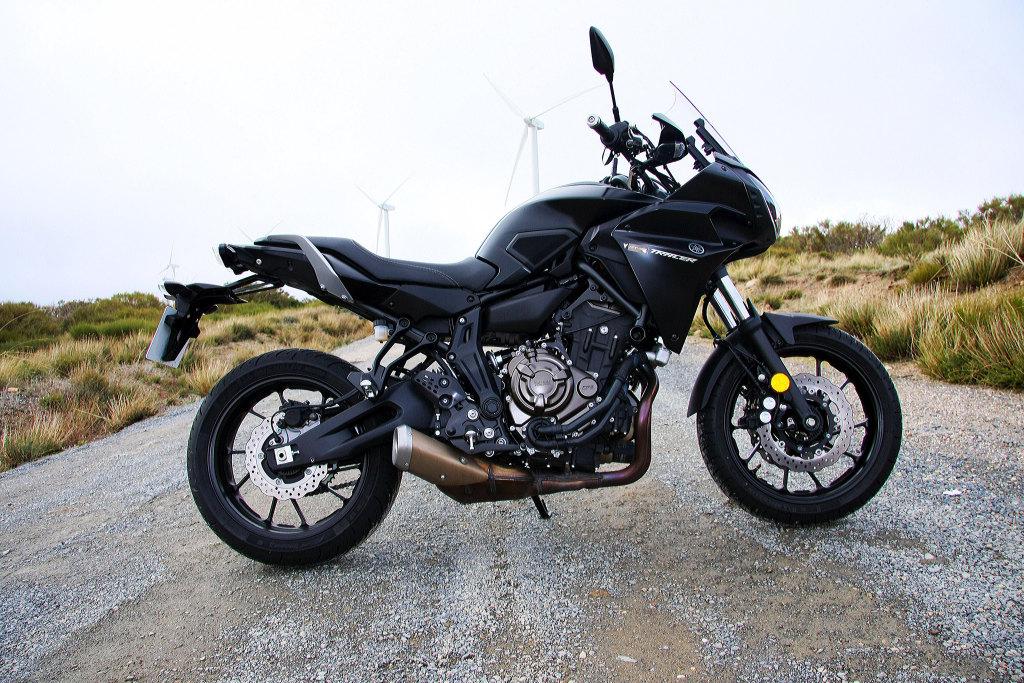 Prueba yamaha tracer 700 2 negra como la noche for Yamaha tracer 700