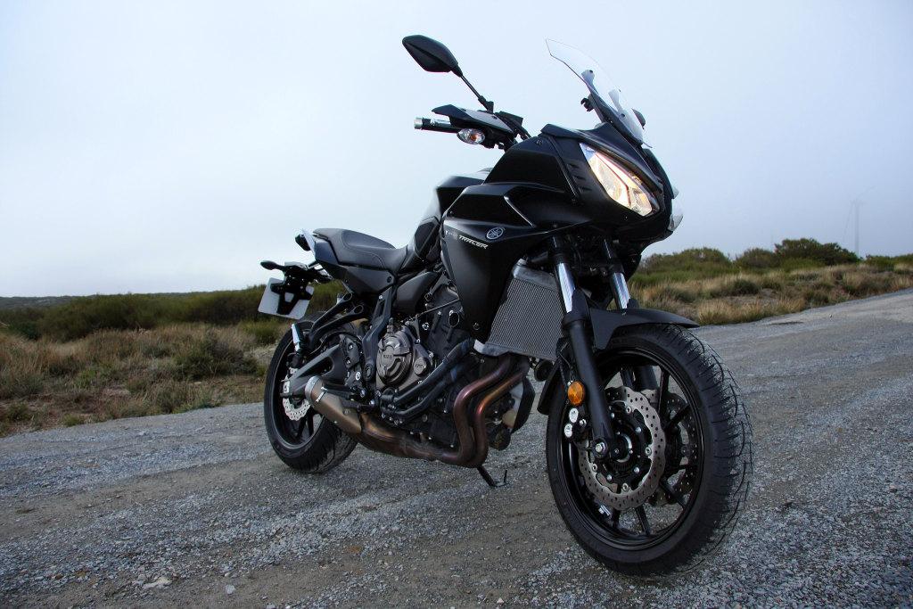 Prueba yamaha tracer 700 1 oscura como el asfalto for Yamaha tracer 700