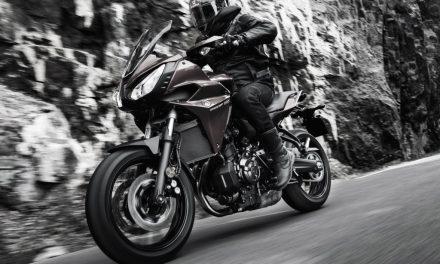 Fotos prueba Yamaha Tracer 700