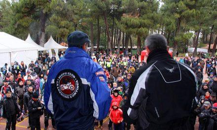 """Concentración Motorista Invernal Internacional """"La Leyenda Continúa 2018"""": Programa De Actividades."""