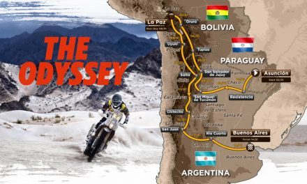 Dakar 2017. Comienza la gran aventura.