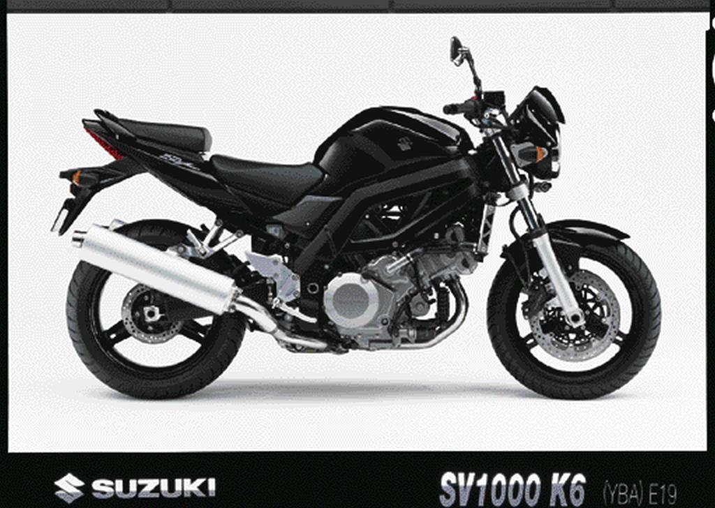 Suzuki SV 1000 (1)