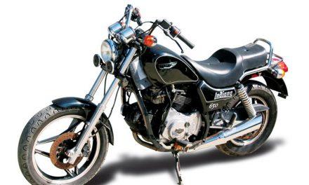 Fotos Ducati custom: Indiana y Apollo (10 imágenes)
