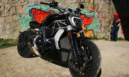Prueba Ducati XDiavel S: El Diablo viste de Ducati