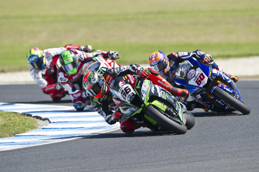 Superbikes Mudial 2017 1ª Australia RED (1)