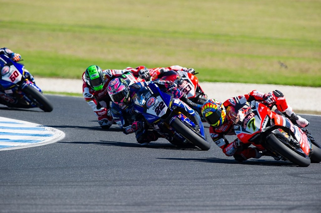 Superbikes Mudial 2017 1ª Australia RED (18)