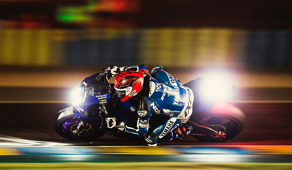 Yamaha arrasa en las 24 horas de Le Mans
