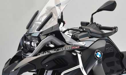 BMW R1200GS Hybrid All-Wheel Drive hibrida tracción integral: la gran broma de BMW
