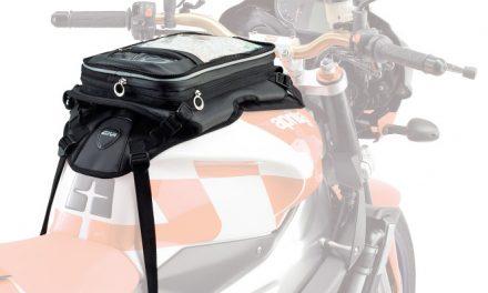 Fotos bolsas depósito moto (19 imágenes)