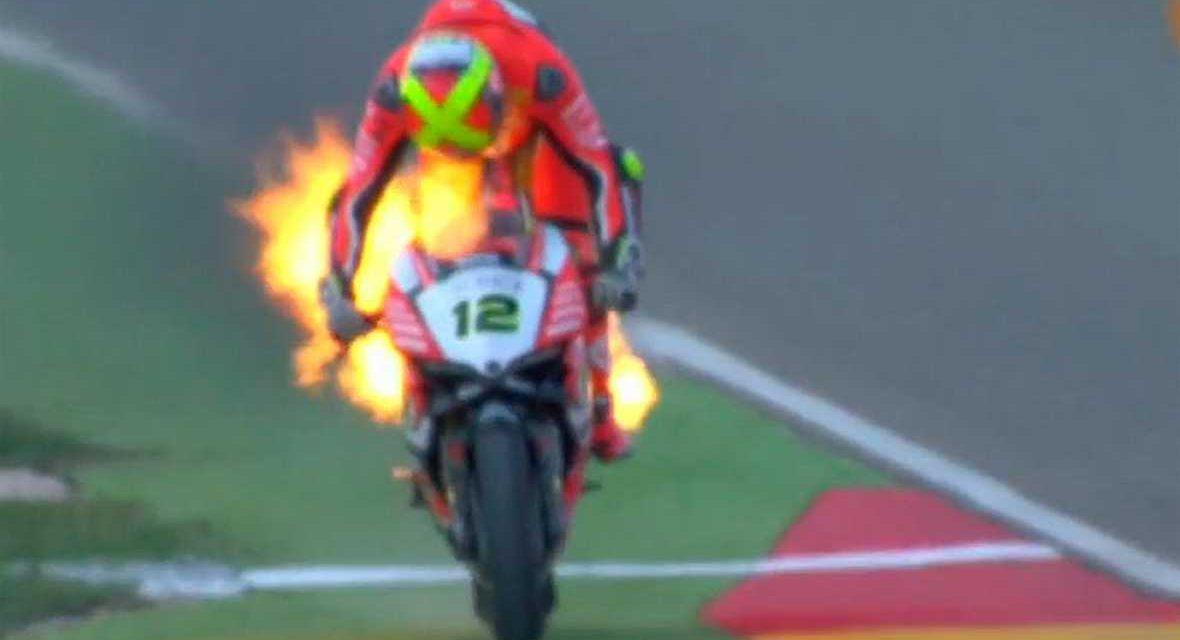 Mundial Superbikes 2017 3ª .Motorland Aragón: Rea y Davies, Kawasaki y Ducati