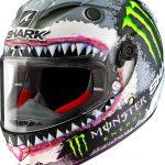 """Casco Lorenzo Race-R Pro """"White Shark"""" Réplica serie limitada ¿Quieres uno?"""