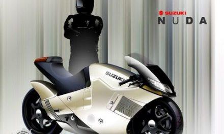 Fotos Suzuki Nuda 1986 prototipo tracción integral (6 imágenes))
