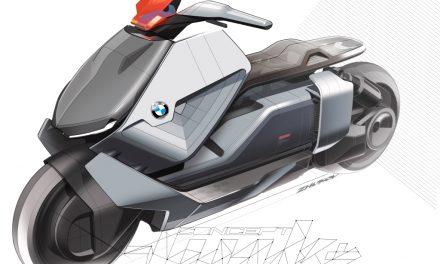 BMW Motorrad Concept Link 2017