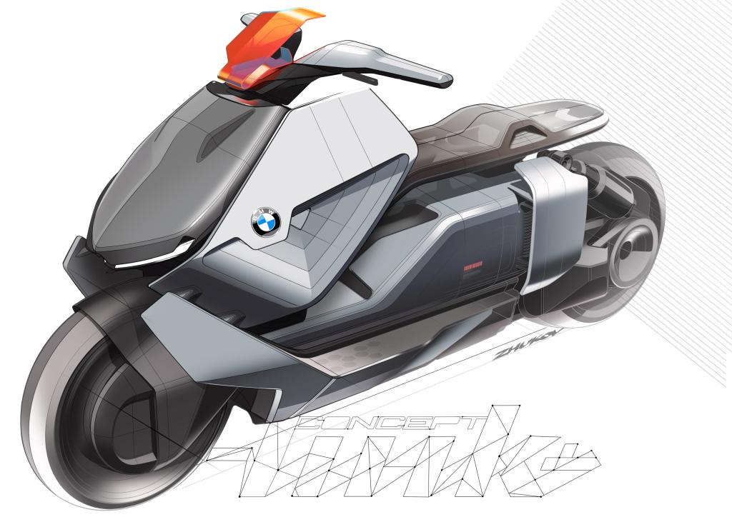 BMW Motorrad Concept Link 2017 MotorADN (1)