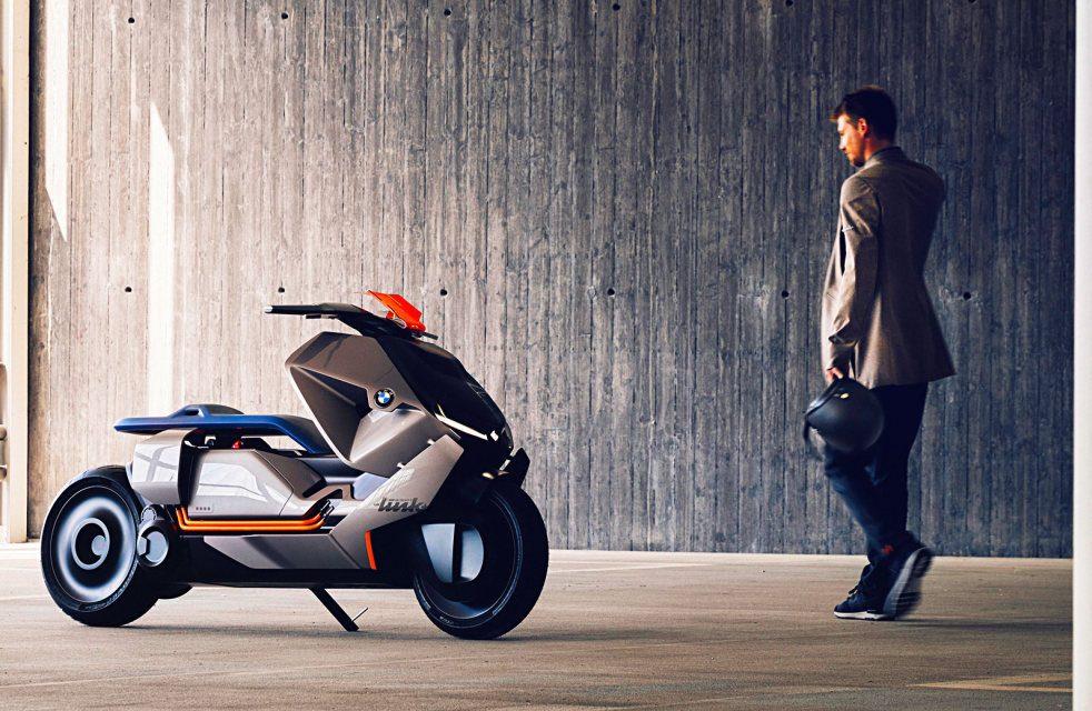 BMW Motorrad Concept Link  ¡No te imaginas la próxima moto BMW!