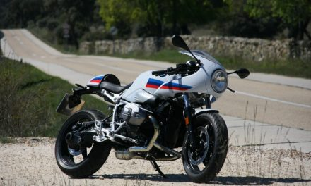 Fotos BMW Nine T Racer prueba MotorADN  (42 imágenes)