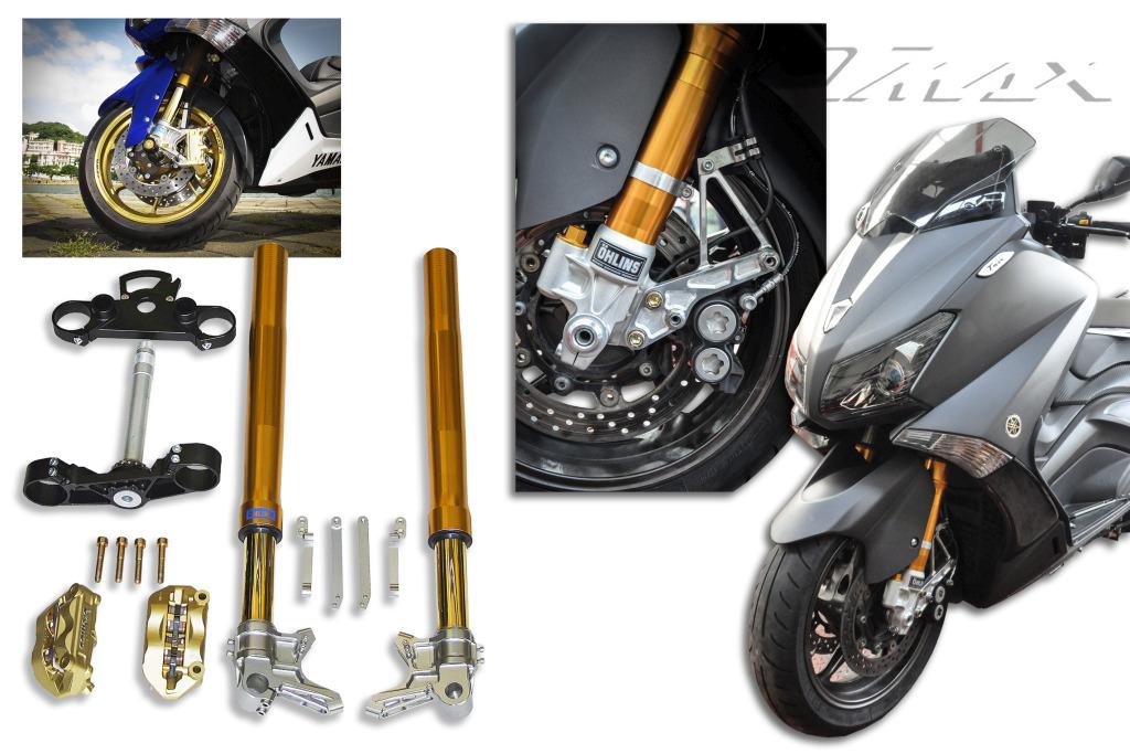 Bajar amortiguación de la moto para llegar al suelo (2)