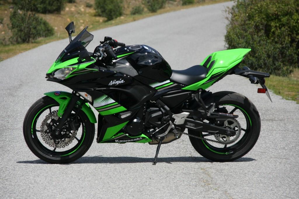 Kawasaki Ninja 650 2017 prueba MotorADN (1)