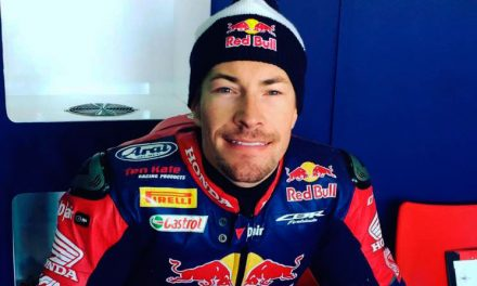 Fotos Nicky Hayden accidente (8 imágenes)