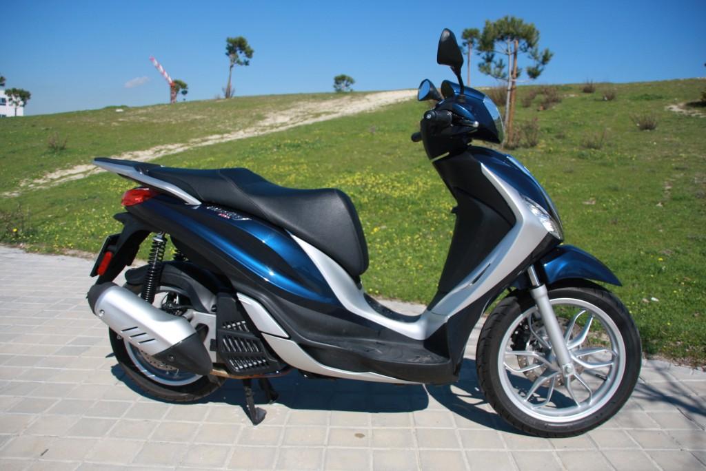 Piaggio Medley 125 prueba MotorADN (10)