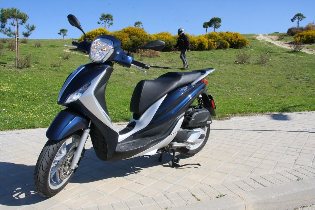 Piaggio Medley 125 prueba MotorADN (4)