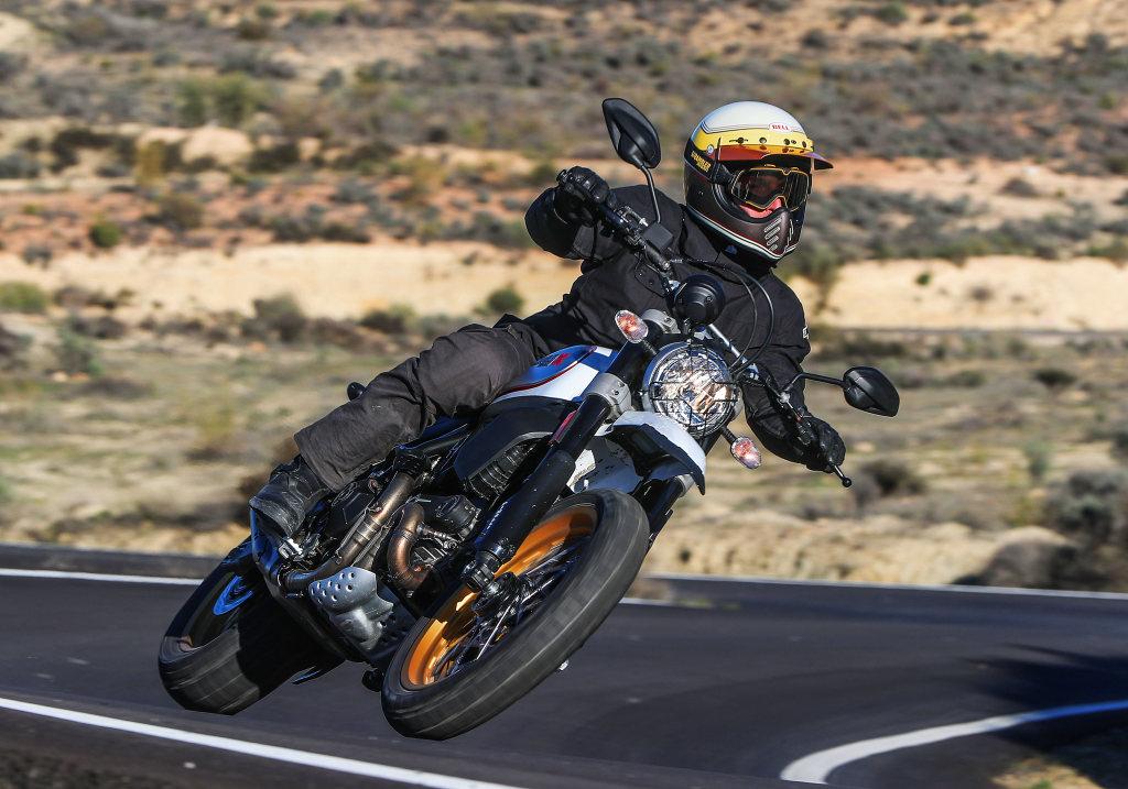 Ducati Desert Sled prueba MotorADN (34)