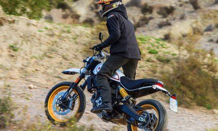 Prueba Ducati Scrambler Desert Sled 2017: el hipster del desierto.