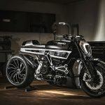 Ducati XDiavel Thiverval: La Ducati de Freddy Krugger