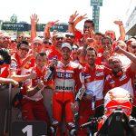 MOTOGP MONTMELO 2017: ¡DUCATI VUELVE A GANAR! MotoGP se pone al rojo…