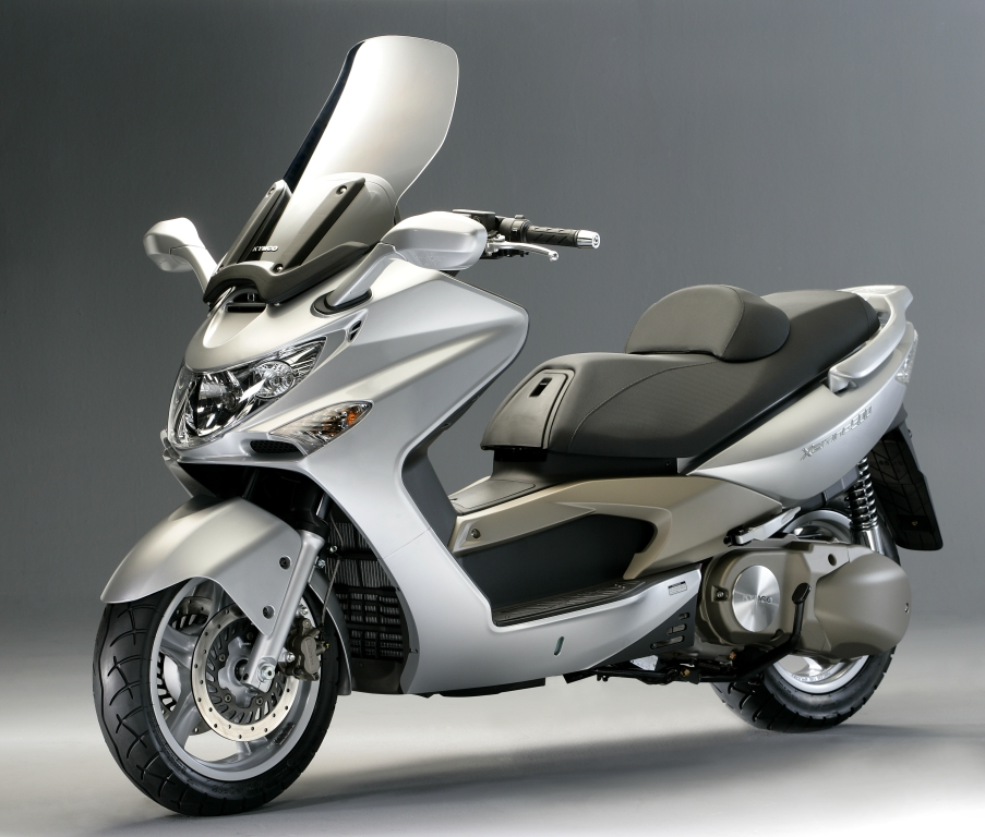 Kymco Xciting 500 2005 Motor ADN (11)