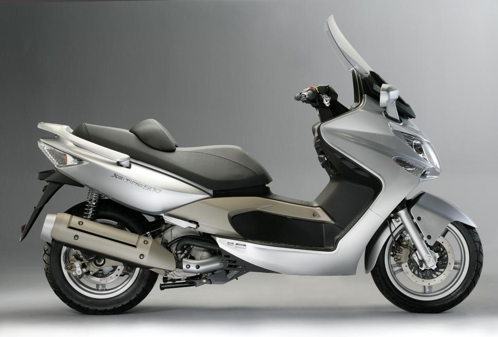 Kymco Xciting 500 2005 Motor ADN (13)