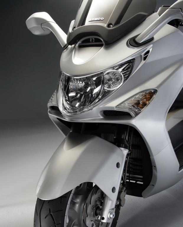 Kymco Xciting 500 2005 Motor ADN (28)